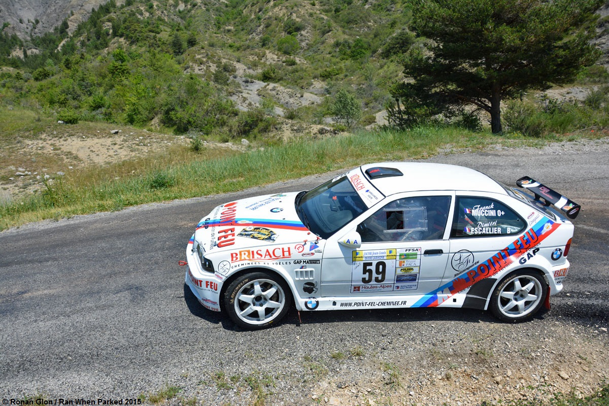Ranwhenparked Rally Laragne Bmw 3 Series Compact 4 Ran When Parked