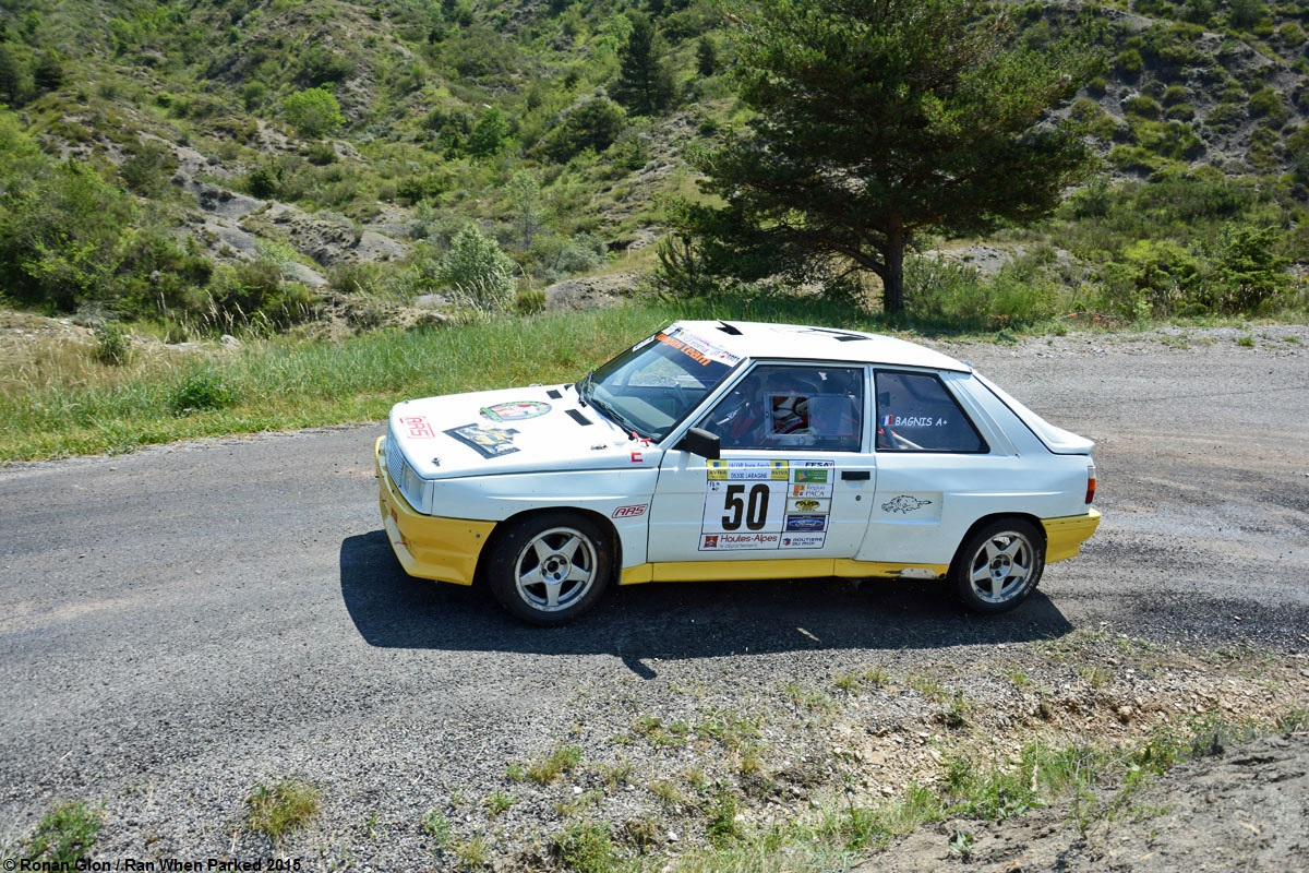 Ranwhenparked Rally Laragne Renault 11 Turbo 3 Ran When Parked