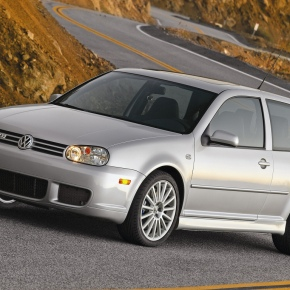 Future classic: The 2004 Volkswagen Golf R32