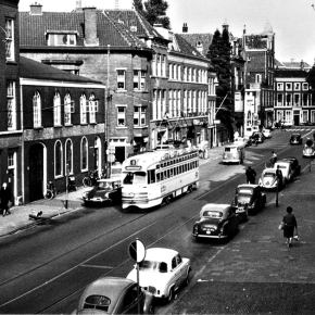 Rewind to The Hague, Holland, in the early 1960s