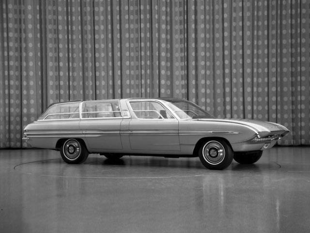 1964 Ford Aurora concept