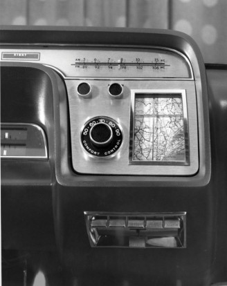 1964 Ford position indicator
