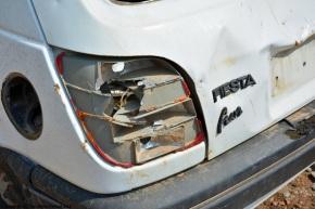 Rust in peace: Ford Fiesta(mk3)