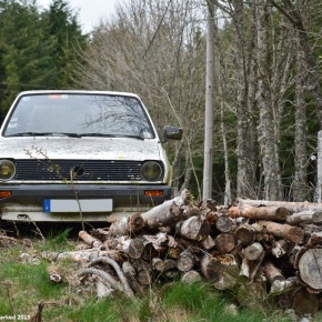 Rust in peace: Volkswagen Polo (mk2)
