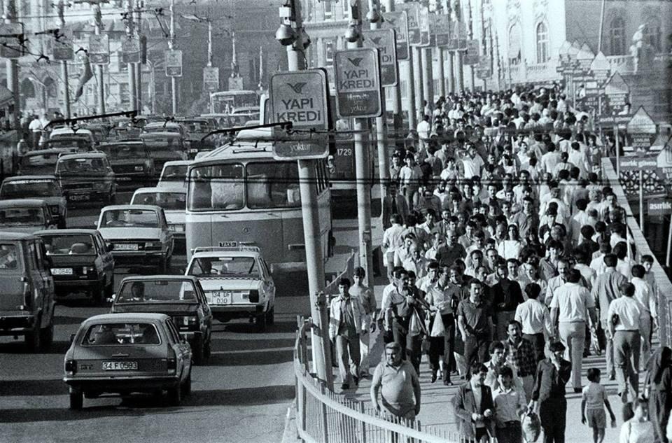 Rewind To Istanbul Turkey In 1980 Ran When Parked