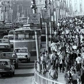 Rewind to Istanbul, Turkey, in1980