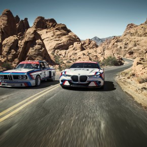 News: BMW introduces updated 3.0 CSL Hommage R concept in Pebble Beach