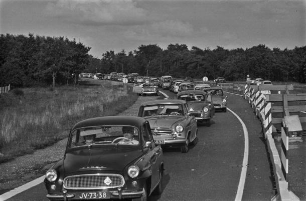 Harderwijk-holland-1960s-1