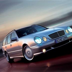 Future classic: Mercedes-Benz E55(w210)