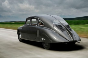 News: One-of-one 1935 Škoda 935 Dynamic fully restored for the first time in 80 years