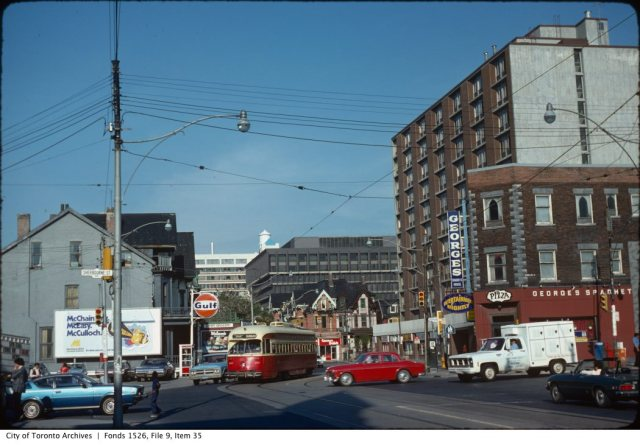 D street views . - April 27, 1971-September 6, 1984
