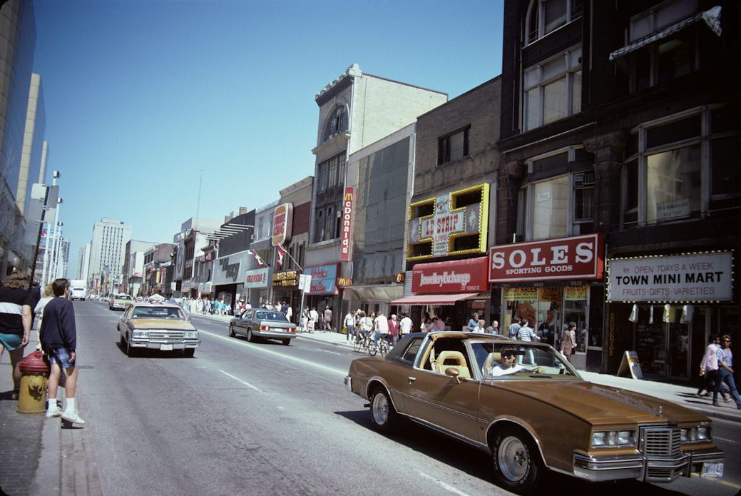 Rewind To Toronto Canada In The 1980s Ran When Parked