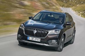 News: Borgward introduces Frankfurt-bound BX7 crossover