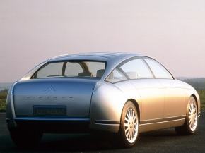 A look at the 1999 Citroën C6 Lignage concept