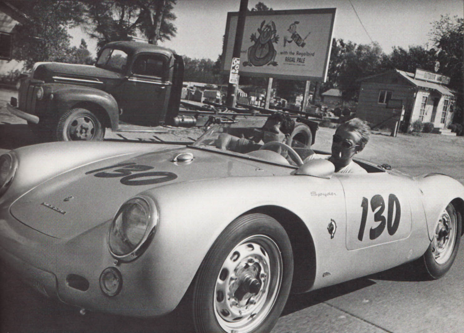 News Is the hunt for James Dean\u0027s Porsche 550 Spyder