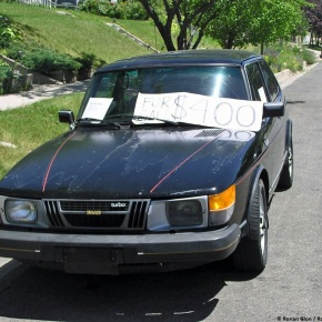 One that got away: How I nearly bought a Saab 900 Turbo built in January of1980