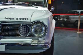 Live from the Frankfurt Motor Show: Alfa Romeo Giulia TISuper