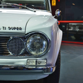 Live from the Frankfurt Motor Show: Alfa Romeo Giulia TI Super