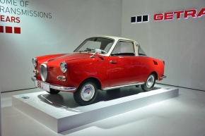 Live from the Frankfurt Motor Show: Goggomobil TS250Coupe