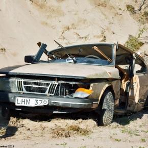 Rust in peace: Saab900