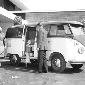 News: Volkswagen could launch a retro-styled van before the end of thedecade