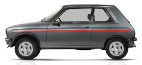 A look at the limited-edition 1979 Peugeot 104 ZS2