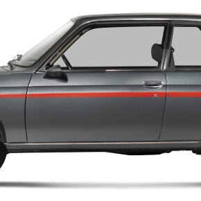 A look at the limited-edition 1979 Peugeot 104 ZS 2