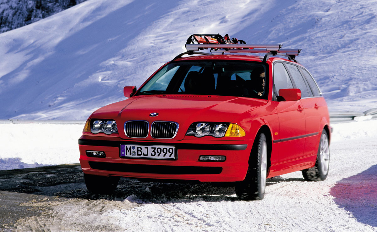 BMW 325xi touring (e46)