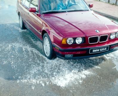 BMW 525iX (e34)