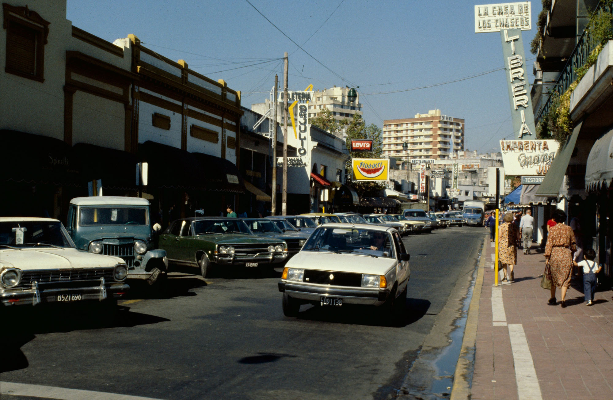 Rewind To Buenos Aires Argentina In The Early 1980s