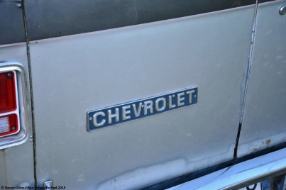 Chevrolet Beauville 20 van