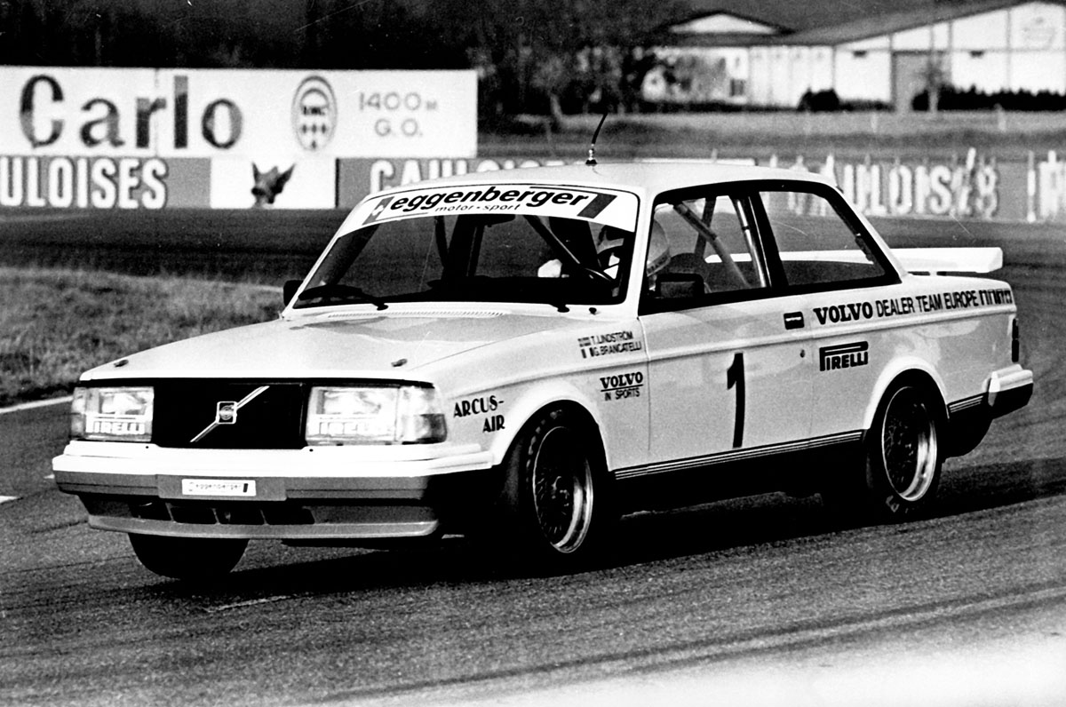 30 years ago the volvo 240 turbo wins the european touring car championship ran when parked. Black Bedroom Furniture Sets. Home Design Ideas