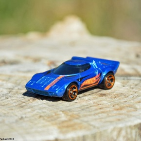 Scaled down: Hot Wheels' Lancia Stratos