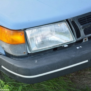 Rust in peace: Saab 900GL