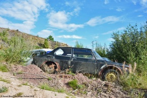 Rust in peace: Saab 99 EMS