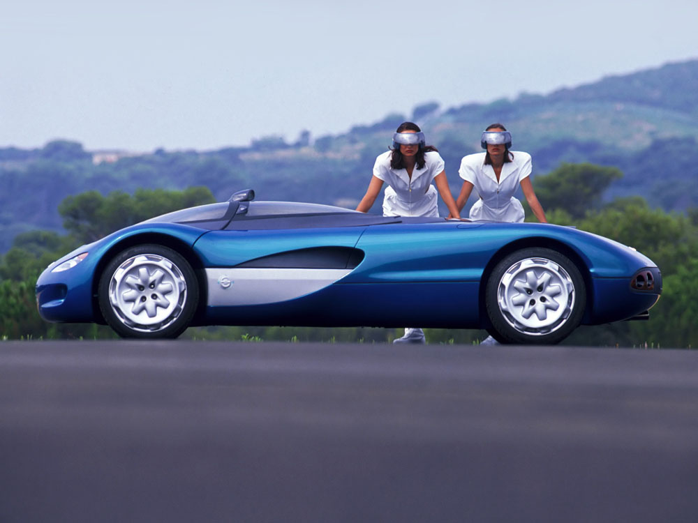 1990 Renault Laguna Concept