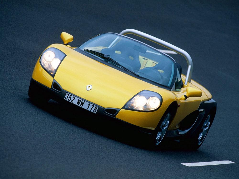 20 years ago renault sport introduces the spider ran when parked rh ranwhenparked net Renault Alpine Renault Spider Passenger
