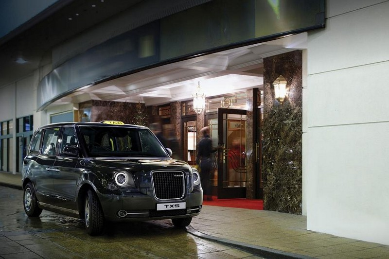 News: England's black cab goes green with a Geely-designed hybrid