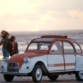 A look at the limited-edition Citroën 2CV Spot