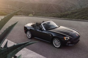 News: Fiat introduces Miata-based 2017 124 Spider in Los Angeles