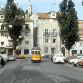 Rewind to Lisbon, Portugal, in 1982 (part one)