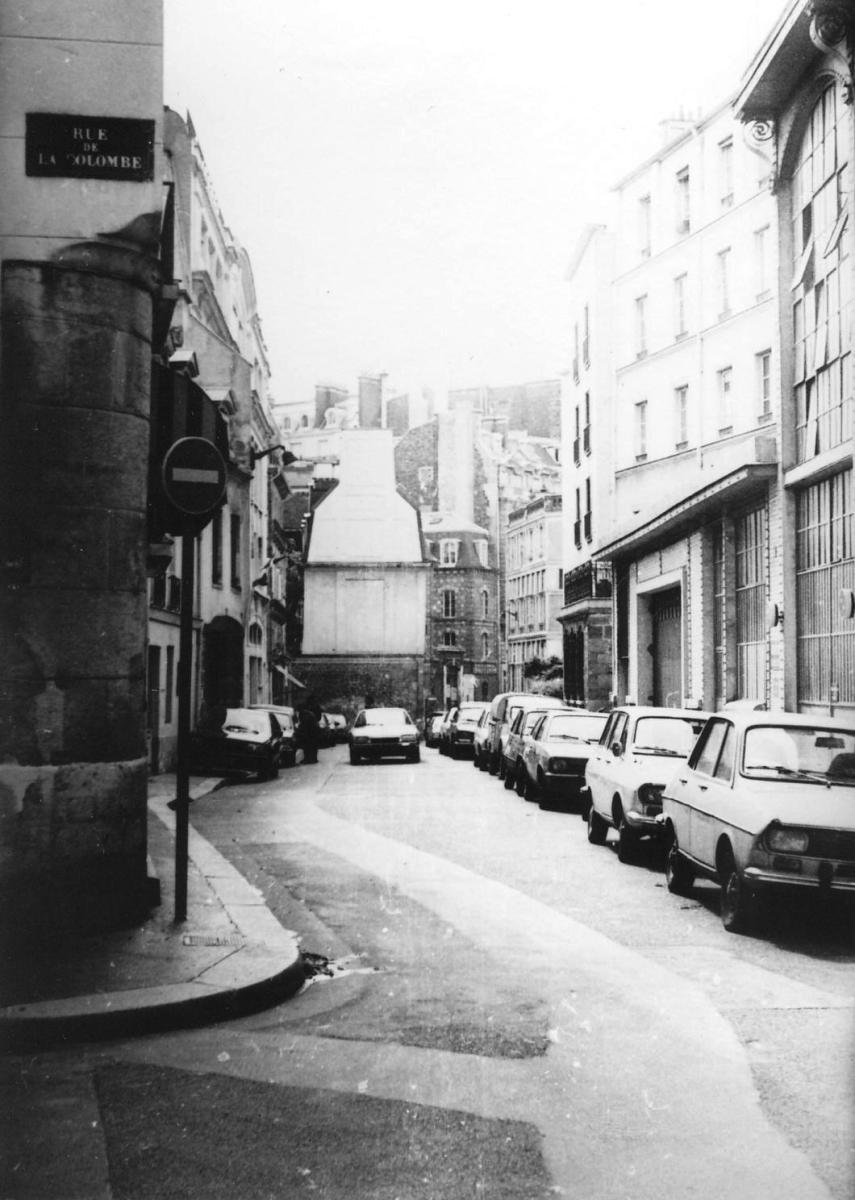 Paris, France, 1981