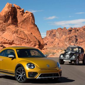 News: Volkswagen shows two heritage-inspired Beetles in Los Angeles