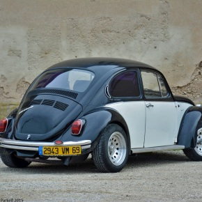 Meet Ran When Parked's new 1972 Volkswagen 1302 (Super Beetle)