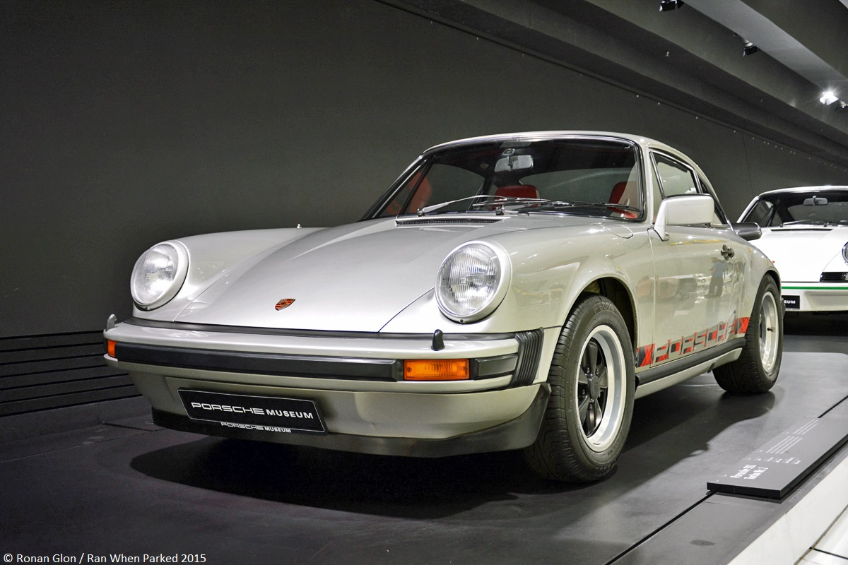 A Look At The Very First Porsche 911 Turbo Ran When Parked