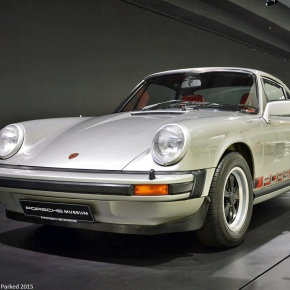 A look at the very first Porsche 911 Turbo