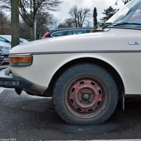 Driven daily: Saab 99 CombiCoupé