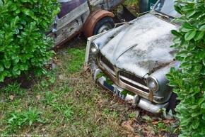 Rust in peace: VolvoAmazon