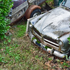 Rust in peace: Volvo Amazon