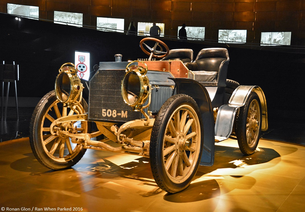 Who Invented The Automobile >> A look at the 1902 Mercedes-Simplex 40 HP, the oldest ...